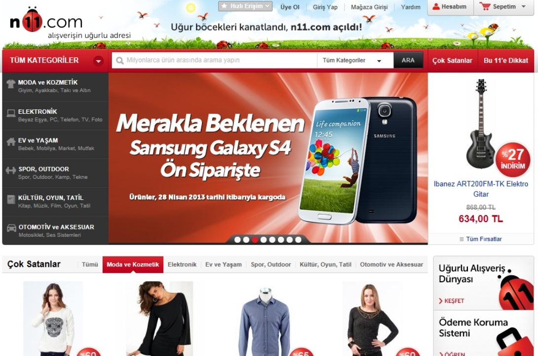 n11 kampanya: Black Friday süprizleri